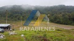 Finca en venta sector el Macho, Campo Elias, Merida
