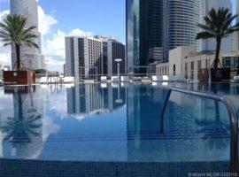 Apartamento en alquiler en Av. Brickell en Miami, Florida