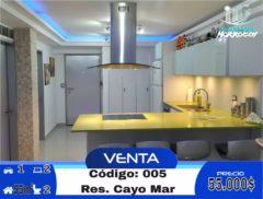 Apartamento en venta en Tucacas, Falcòn